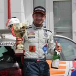 IV runda VW Castrol Cup: Maciej Steinhof na podium!